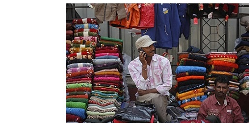 My Mobile Consultant: Mobile Based Business Advice Service for MSMEs