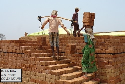 Productivity and Competition in the Indian Brick Industry