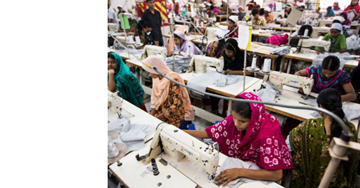 Learning and Productivity within Organizations: Evidence from Bangladeshi Garment Factories
