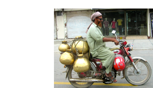 Quality Testing to Address a Market for Lemons in Pakistan